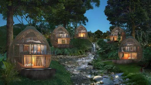 这些树屋,满足你对森林的所有幻想_32