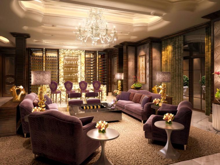 HBA--上海远洋地产宝山高尔夫别墅设计方案文本