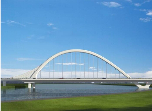 桥梁工程项目策划书范本(133页)