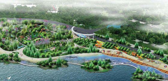 [EDSA]南昌高心区风景区景观设计方案汇报(31页)