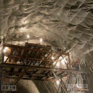 隧道结构防排水施工工法