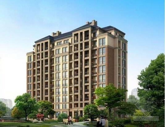 [山东]居民楼院综合整治工程量清单控制价