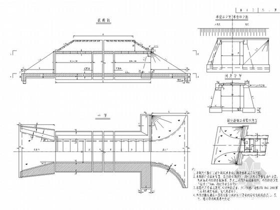 多跨径钢筋混凝土盖板涵通用图(15张)