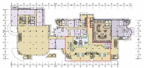 [福建]交通便利配套设施齐全五星级商务酒店方案设计