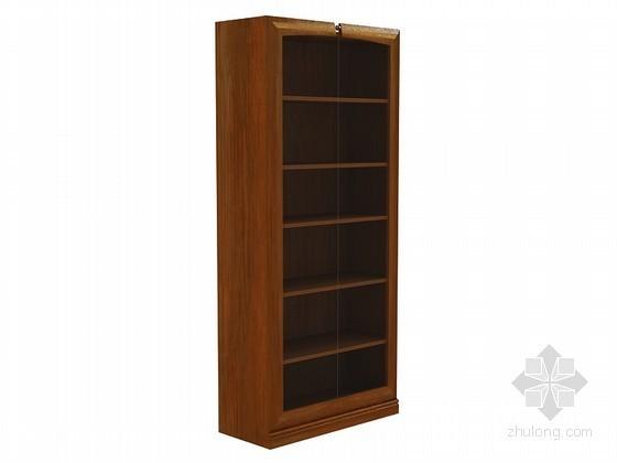 现代中式酒柜柜3D模型下载