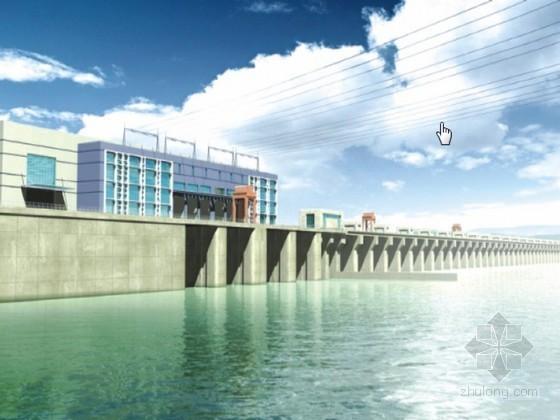 水利枢纽土建工程施工组织设计