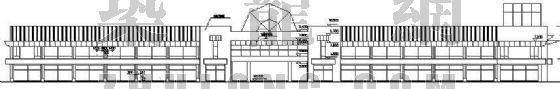 某现代农贸市场建筑设计方案