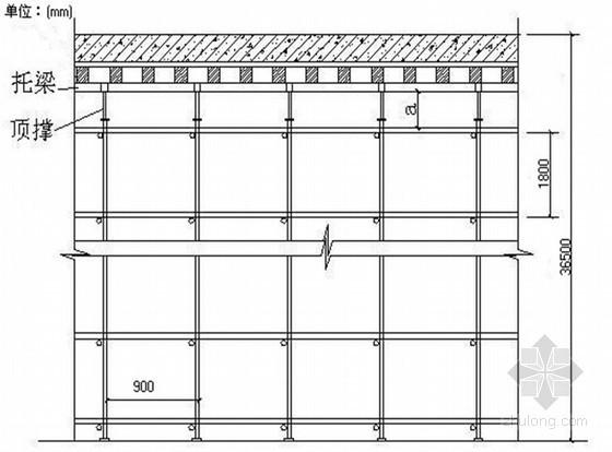 高层建筑高大模板施工方案(原创)