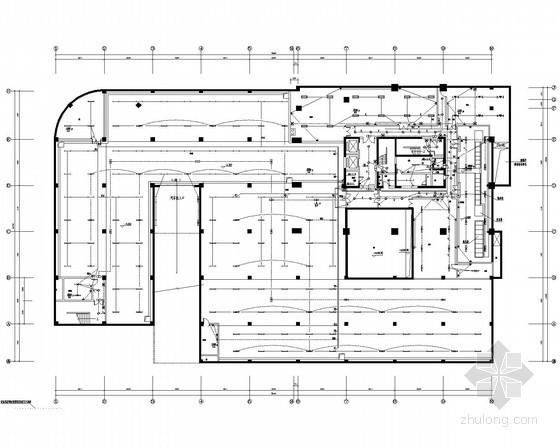 [湖北]一类高层办公建筑电气施工图纸(附计算书)
