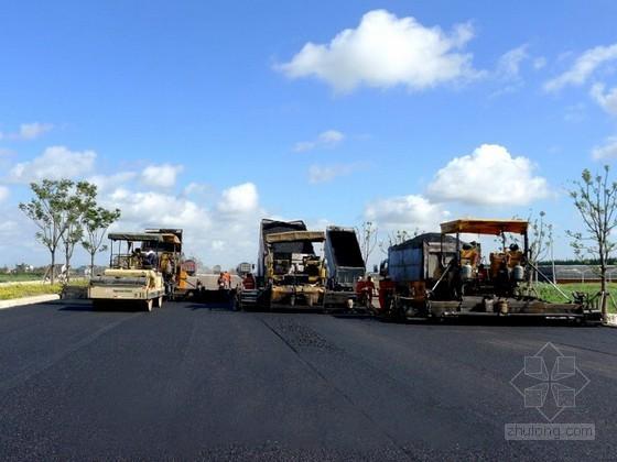 市政道路工程施工技术交底记录汇编