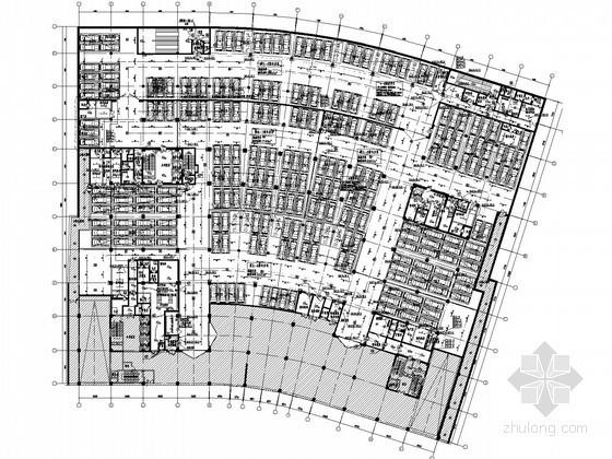 [江苏]大型甲类人防地下室全套电气图纸(含固定电站)
