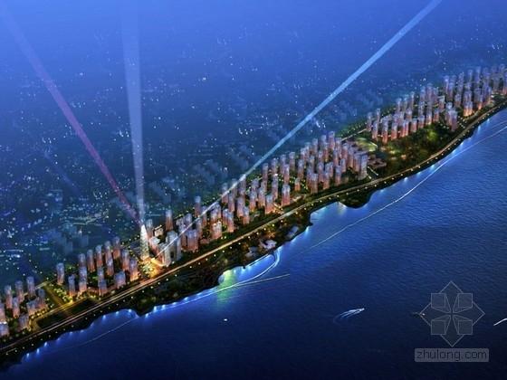 [吉林]城市综合体规划及单体设计方案文本