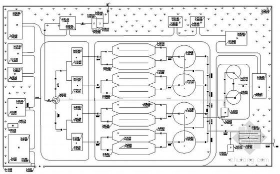 8万吨污水处理厂氧化沟工艺毕业设计(图纸加计算书)