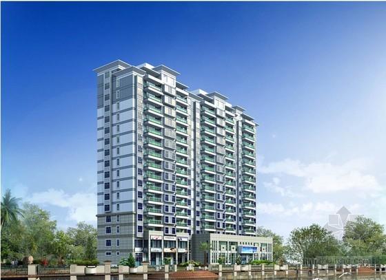 住宅楼建筑工程量清单计价实例(含投标报价、综合单价分析)