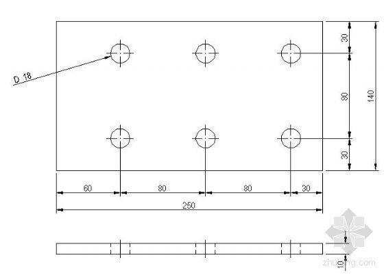 成套详图图纸(法国超复杂钢结构)