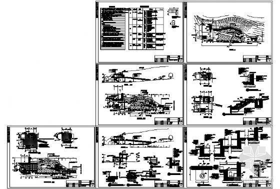 深圳园博园景点方案及施工图全套-3