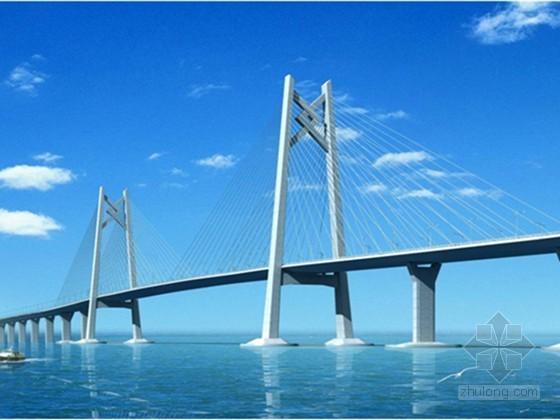 名跨海大桥主体工程初步设计方案及关键技术问题解读(PPT图文并茂)