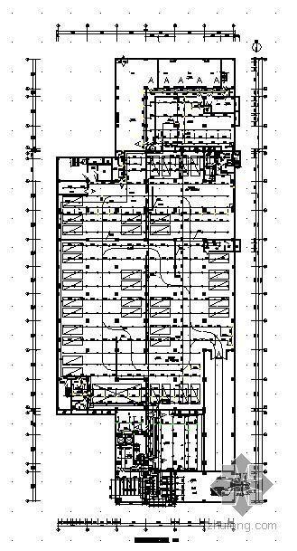 某小区综合楼给排水施工图
