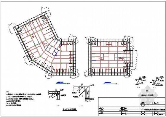 [上海]商业办公楼悬挑脚手架施工技术方案