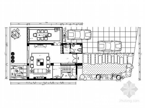 [南平]花园洋房现代简约四层别墅装修图(含效果)