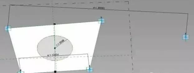 revit小技巧 图解关于Revit中自适应构件的使用方法