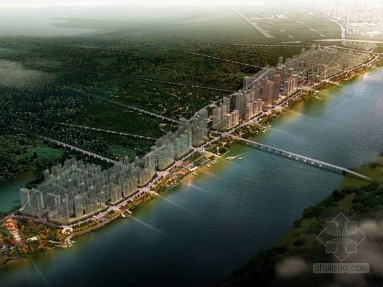 [湘潭]湘潭文化休闲游憩滨江风光带旅游规划设计方案