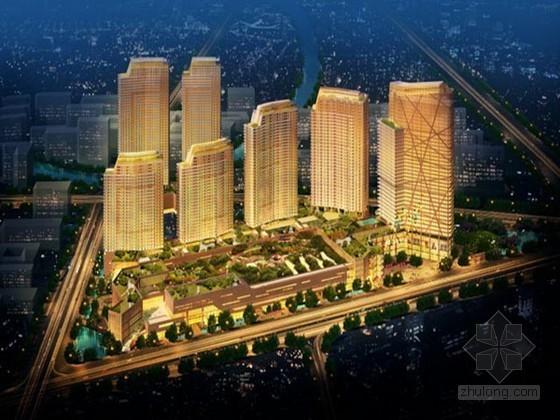 [北京]写字楼项目市场研究与项目租售比及户型划分建议(附图丰富)
