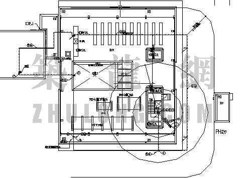 日本某医院设计图纸3