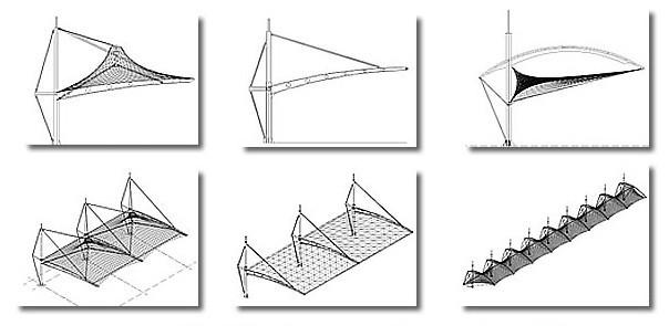 在膜结构设计中设计院应该做什么