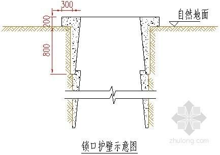 基坑开挖支护及桩基工程施工组织设计