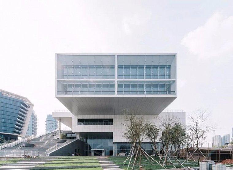 蛇口海上世界文化艺术中心