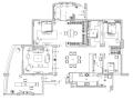 [湖北]武汉东湖天下F户型住宅设计施工图
