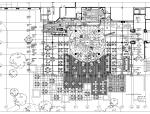 [海南]三亚五星级酒店全日餐厅施工图