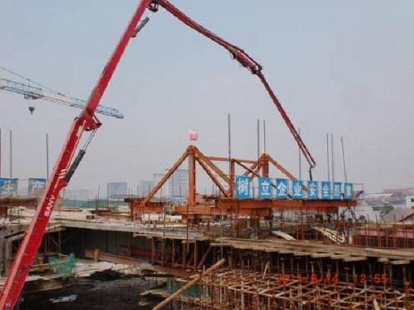 倒水河特大桥主桥箱梁悬浇施工方案