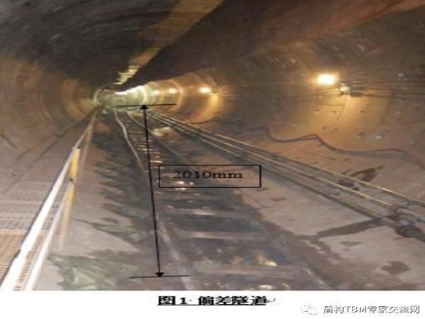 盾构隧道偏差超限质量事故案例分享
