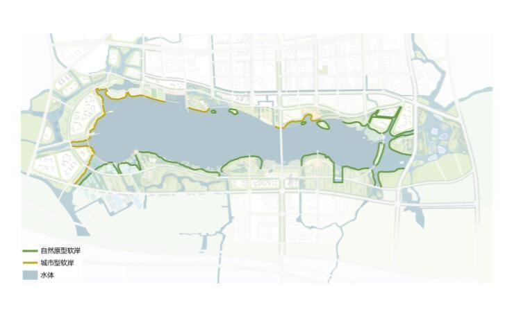钱资湖景观概念规划设计方案文本-环湖生态驳岸