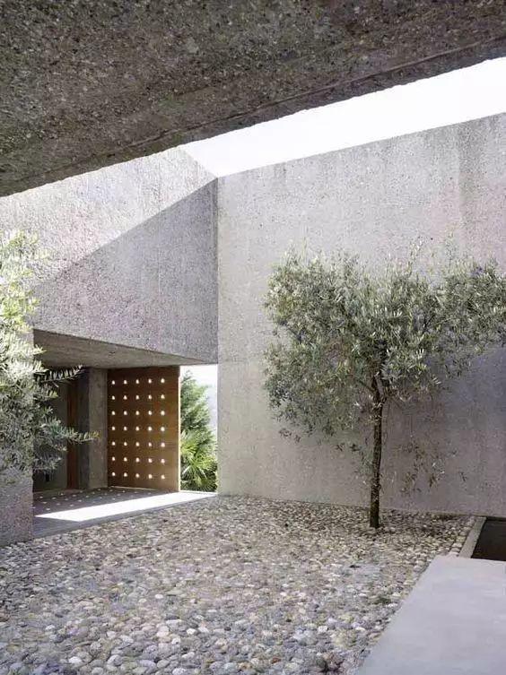 超有设计感的建筑入口_17