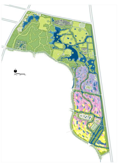 [宿迁]森林公园规划设计方案