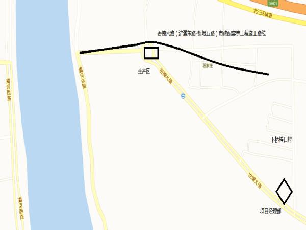 1532m道路规划市政配套等工程施工组织设计(178页)