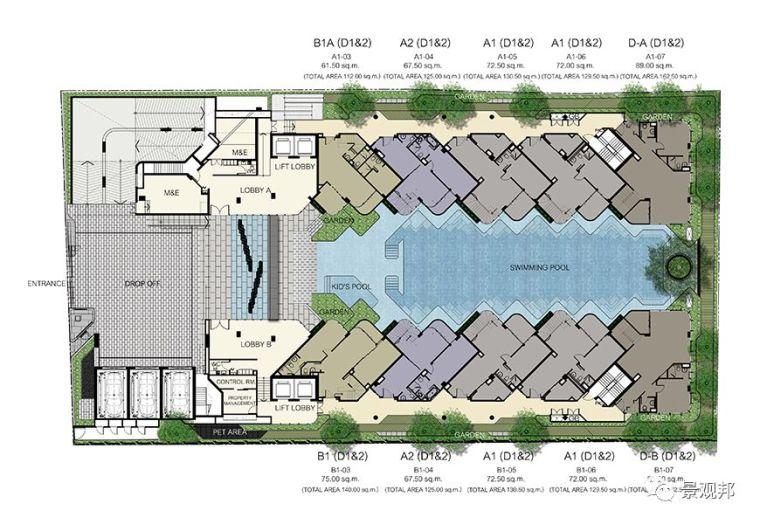 泰国24个经典住宅设计,你喜欢哪一个?_94