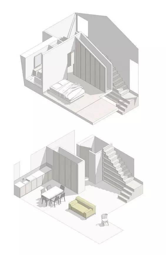 """脱了!建筑分析图怎么""""脱""""?_5"""