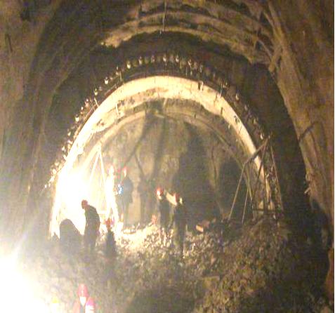 [济南]高速铁路隧道施工与管理(共50页)