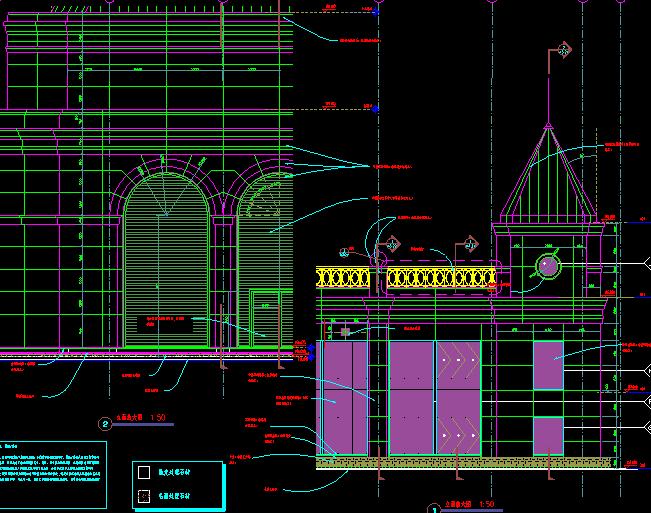 华东设计院——超高层某知名项目归档施工图_3