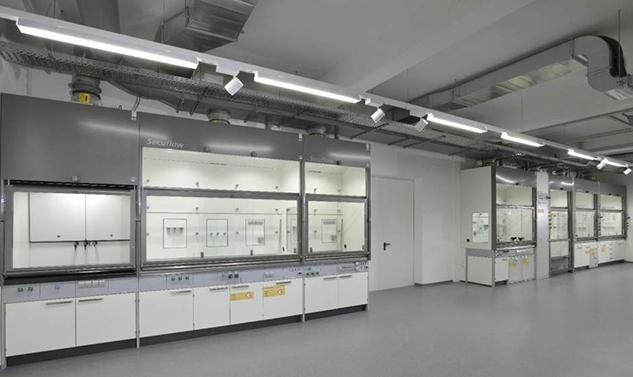实验室装修应与实验室通风系统同步进行