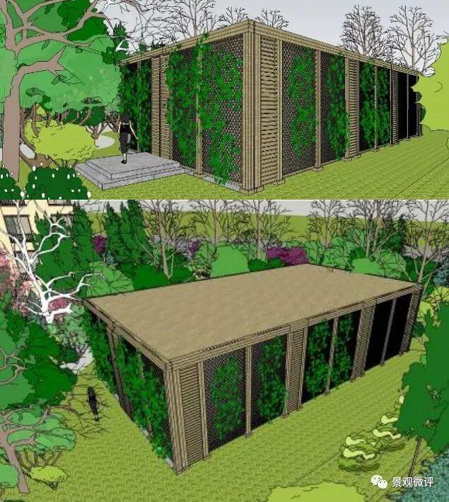 园林景观设计标准——地产居住区_43