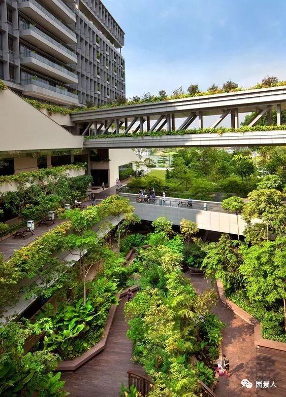 景观中庭,建筑群的心脏!_22