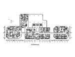 【广东】某大酒店中餐厅CAD施工图