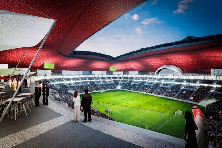 卡塔尔才是真土豪!2022世界杯球场一掷千金,国足4年后也许还能_22
