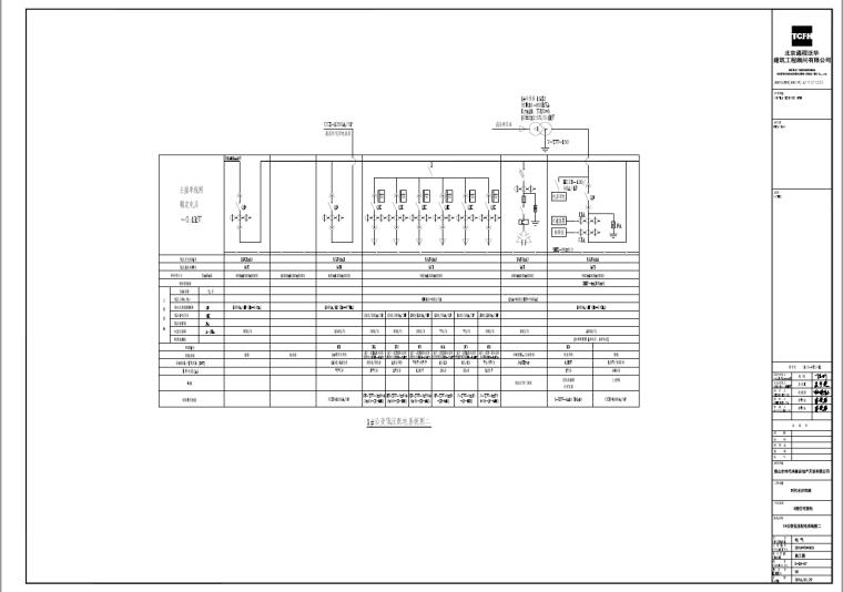 【佛山】时代水岸住宅项目全套电气图纸_6