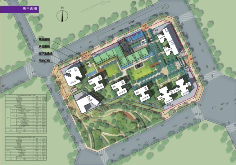 [广州]别致立面一梯一户高层住宅建筑设计方案文本(含SU、CAD)_6